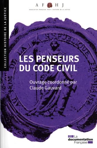 Les penseurs du code civil