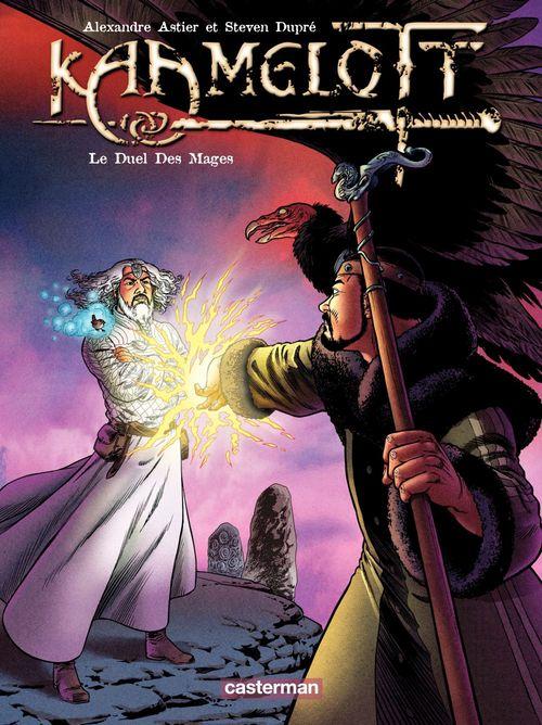 Kaamelott (Tome 6)  - Le Duel Des Mages