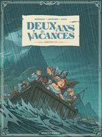 Vente Livre Numérique : Deux ans de vacances T.2  - Philippe Chanoinat - Hamo