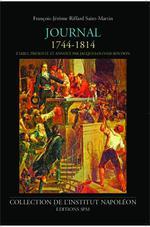 Vente Livre Numérique : Journal de Francois-Jérôme Riffard Saint Martin, 1744-1814  - Jacques-Olivier Boudon