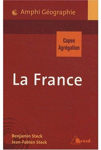 La France ; Capes Agregation