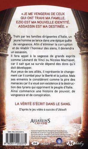 Assassin's Creed T.1 ; renaissance