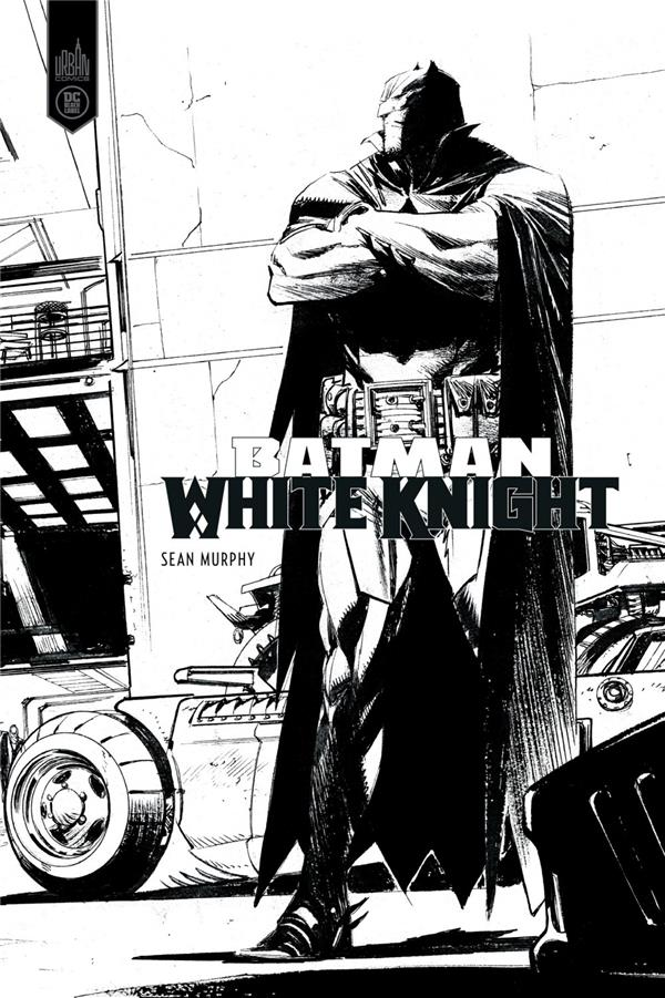 Batman ; white knight