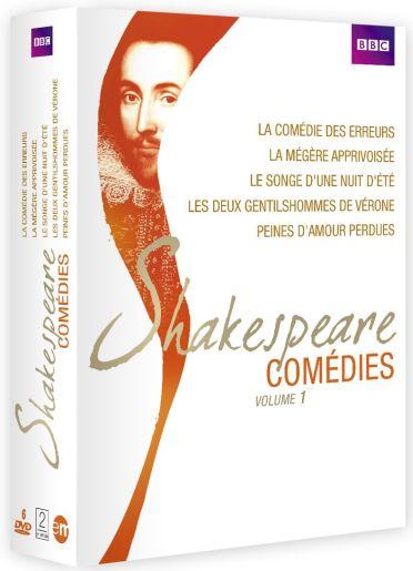 Shakespeare : Comédies - Vol. 1