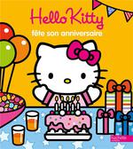 Couverture de Hello kitty ; hello kitty fête son anniversaire