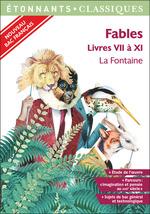 Vente Livre Numérique : Fables. Livres VII à XI  - Jean (de) La Fontaine