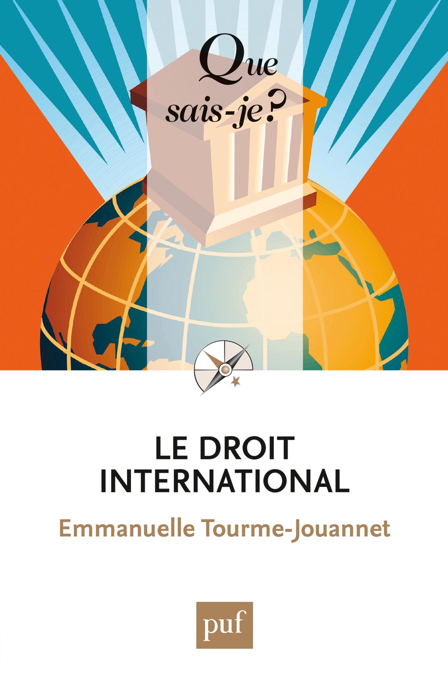 Le droit international (2e édition)