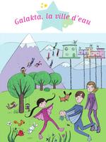 Vente EBooks : Galakta, la ville d'eau  - Séverine Onfroy
