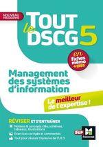 Vente Livre Numérique : Tout le DSCG 5 - Management des systèmes d'information  - Alain Burlaud - Jean-François Soutenain