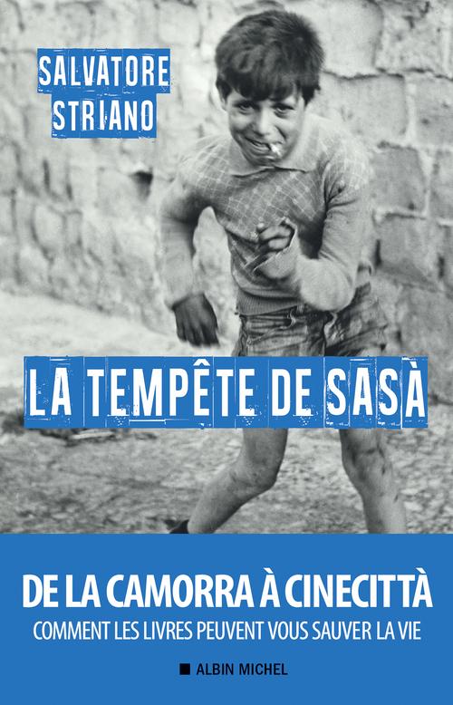 La Tempête de Sasà  - Salvatore Striano
