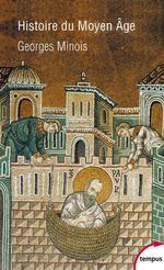 Couverture de Histoire Du Moyen Age