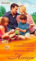 Vente EBooks : Une famille en Toscane - Une attirance imprévue  - Caroline Anderson - Shirley Jump