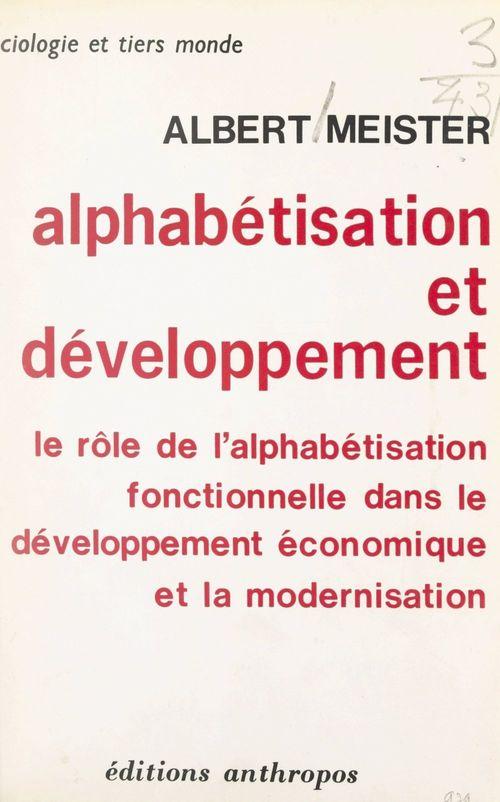 Alphabétisation et développement