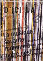 Vente AudioBook : D´ici là n°3   La musique savante manque à notre désir  - Pierre MENARD