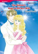 Vente EBooks : Harlequin Comics: The Italian's Rags-to-Riches Wife  - Julia James - Mayumi Tanabe