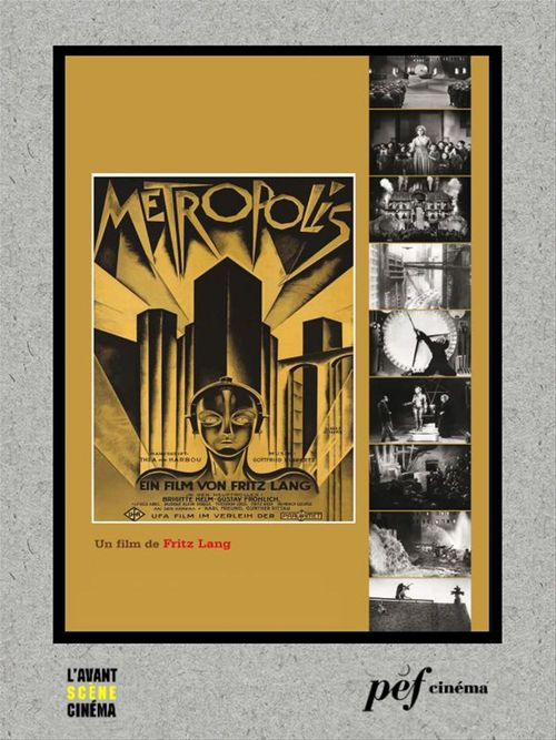 Metropolis - Scénario du film