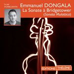 Vente AudioBook : La sonate à Bridgetower (Sonata Mulattica)  - Emmanuel Dongala