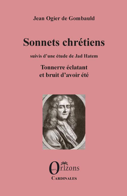 Vente EBooks : Sonnets chrétiens  - Jean Ogier De Gombauld