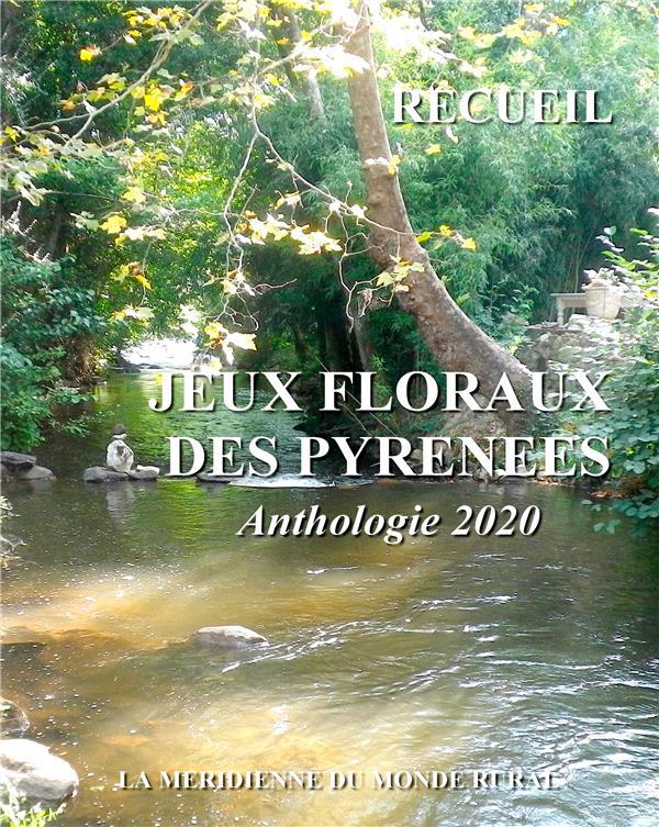 Jeux floraux des Pyrénées ; anthologie 2020