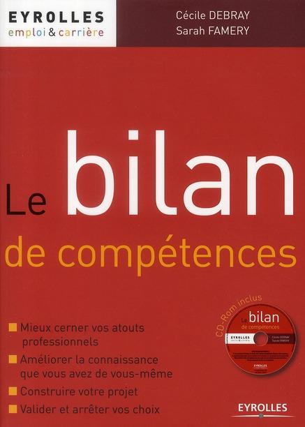 Le Bilan De Competences Avec Cd-Rom