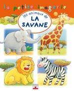 Vente Livre Numérique : Les animaux de la savane  - Émilie Beaumont - C Hublet