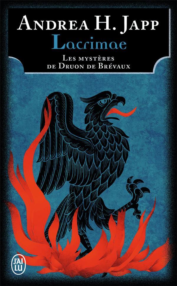 LACRIMAE  -  LES MYSTERES DE DRUON DE BREVAUX T.2 JAPP, ANDREA H.