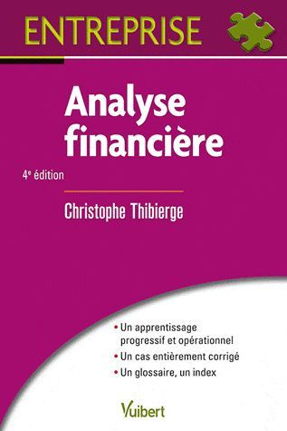 Analyse Financiere (4e Edition)