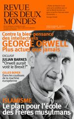 Revue des Deux Mondes  - Bruce BEGOUT - Frédéric Verg - Vanessa Guignery - Sébastien Lapaque - Jean-Pierre Naugrette - Lucien d'Azay - Valérie Toranian