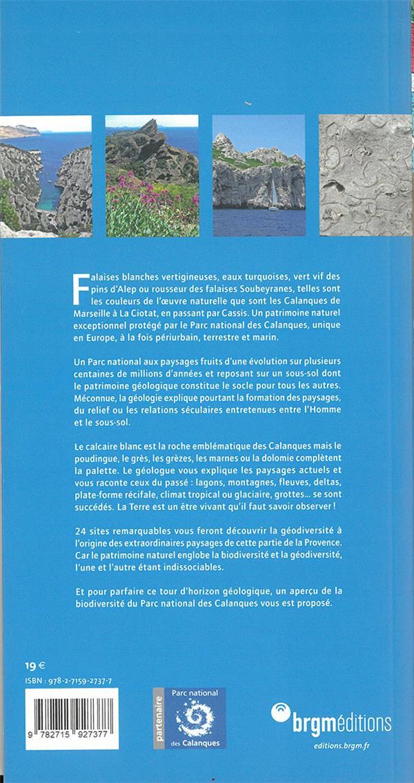 parc national des Calanques