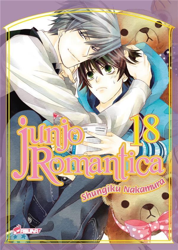 Junjo romantica t.18