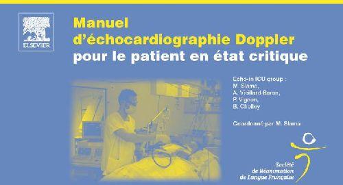 Manuel D'Echocardiographie Chez Le Patient En Etat Critique