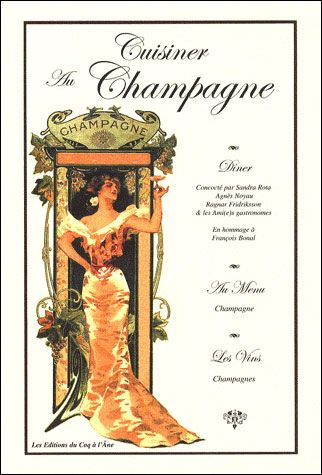 Cuisiner au champagne