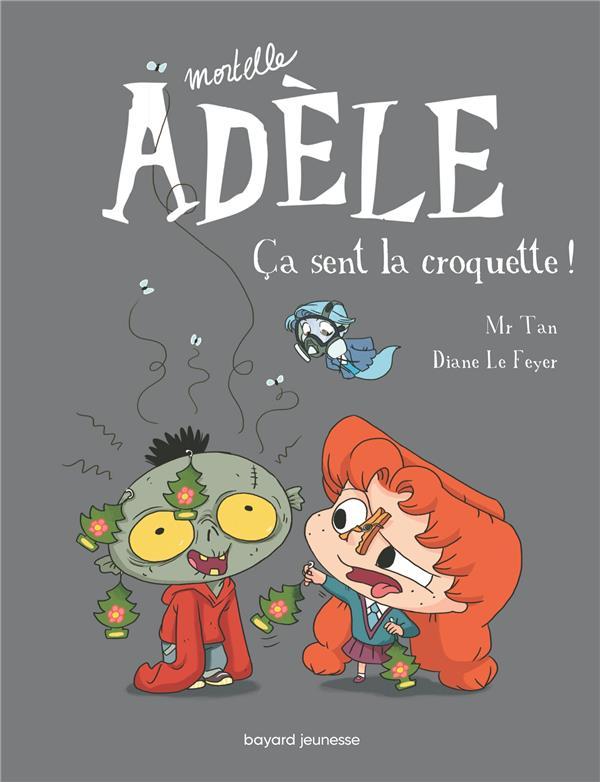Mortelle Adèle T.11 ; ça sent la croquette !