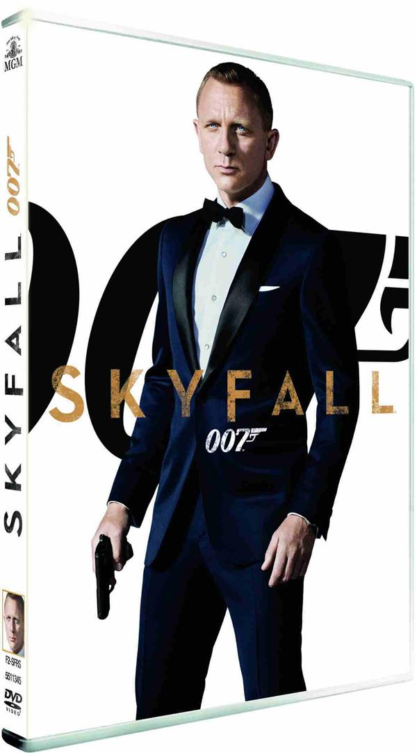 James Bond 007 : skyfall