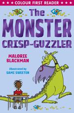Vente EBooks : The Monster Crisp-Guzzler  - Malorie Blackman