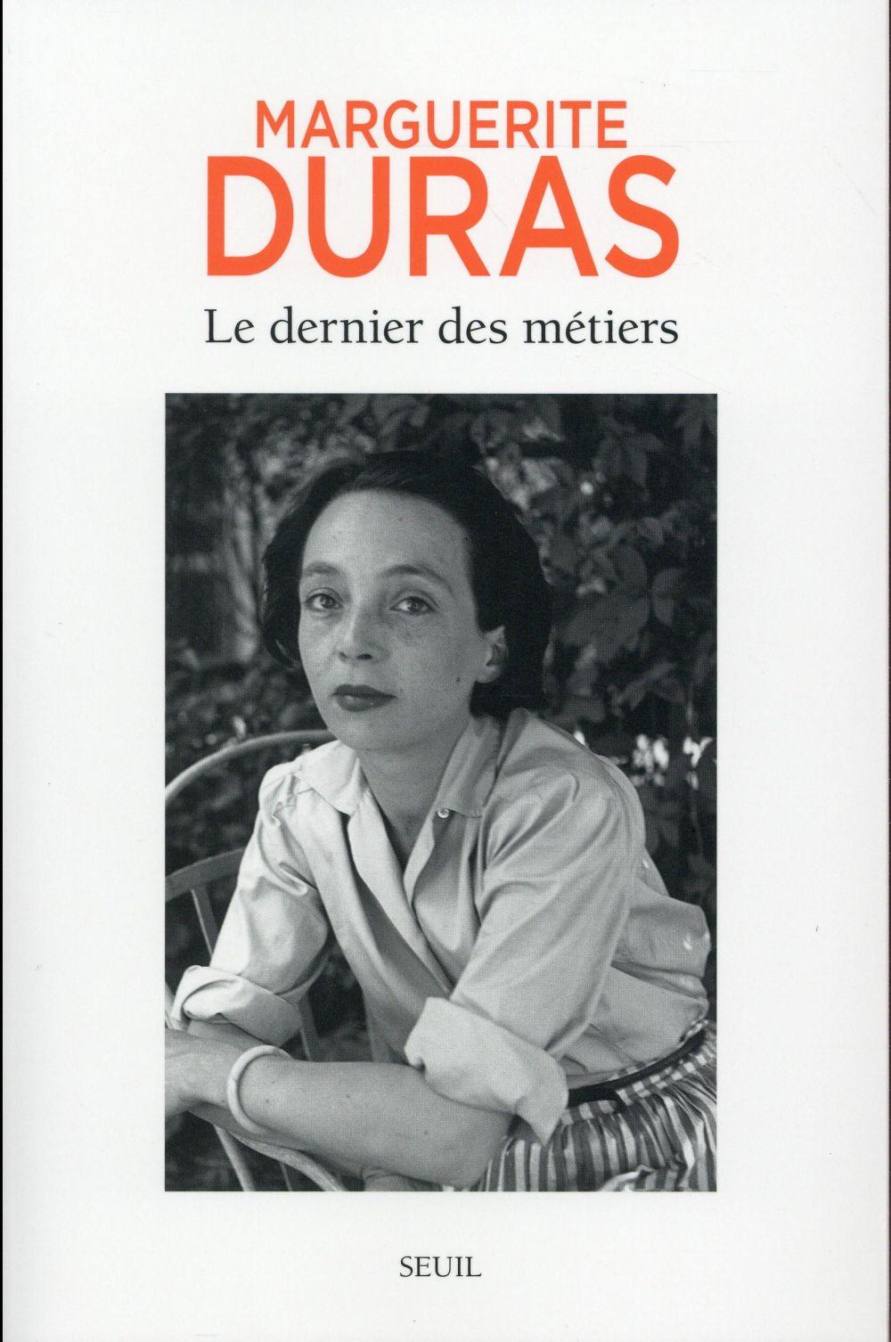 Le dernier des métiers ; entretiens (1962-1991)