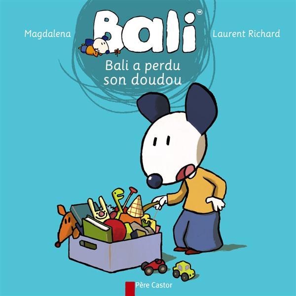 Bali a perdu son doudou