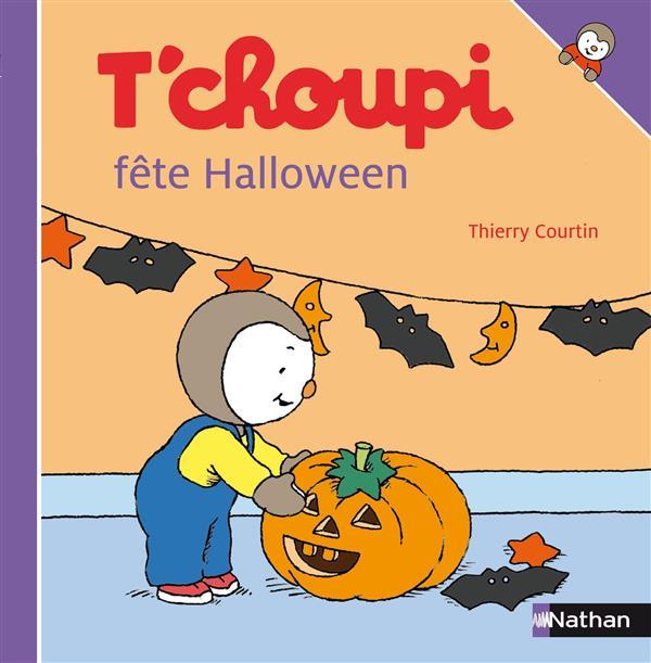 T'Choupi Fete Halloween