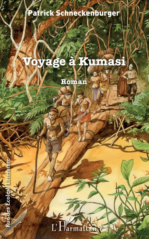 Voyage à kumasi