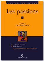 Vente EBooks : Les passions  - Carole Talon-Hugon