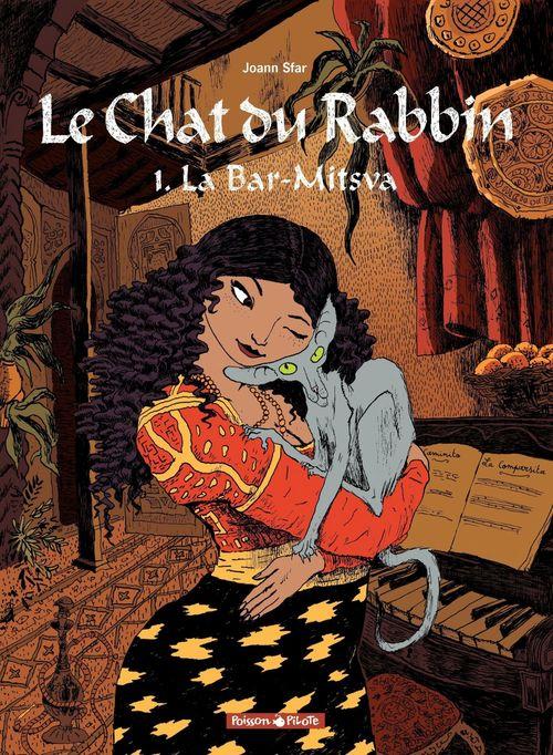 Le Chat du Rabbin - tome 1 - La Bar-Mitsva