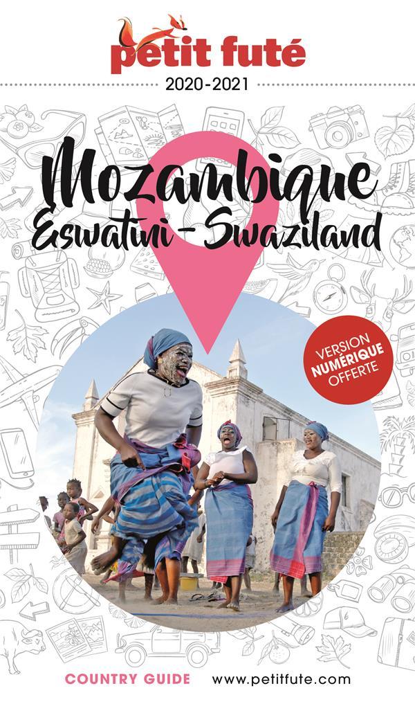 GUIDE PETIT FUTE ; COUNTRY GUIDE ; Mozambique, Swaziland (édition 2020/2021)