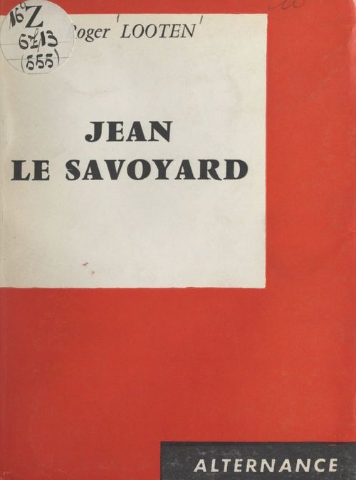 Jean le Savoyard