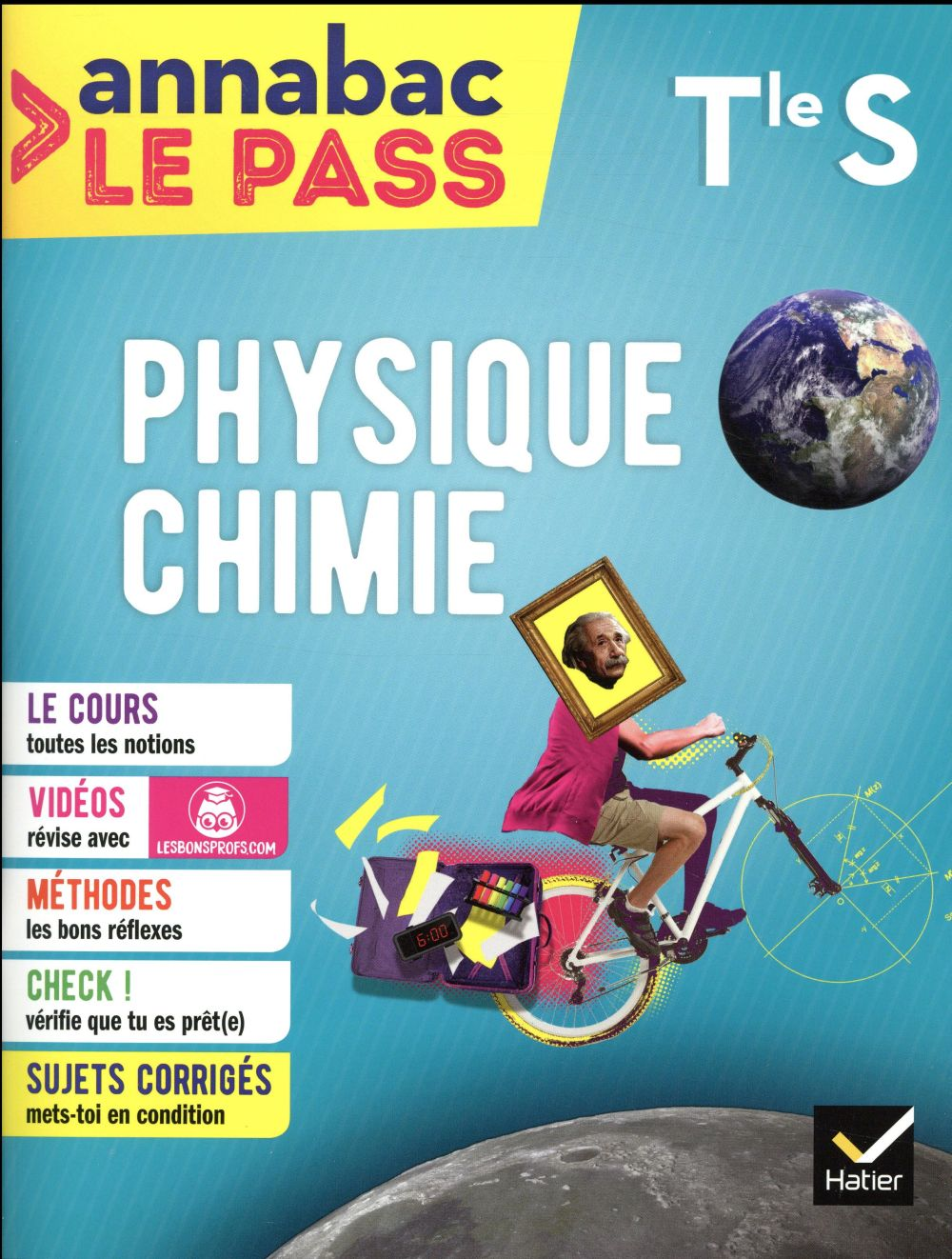 Annabac ; Physique-Chimie ; Terminale S
