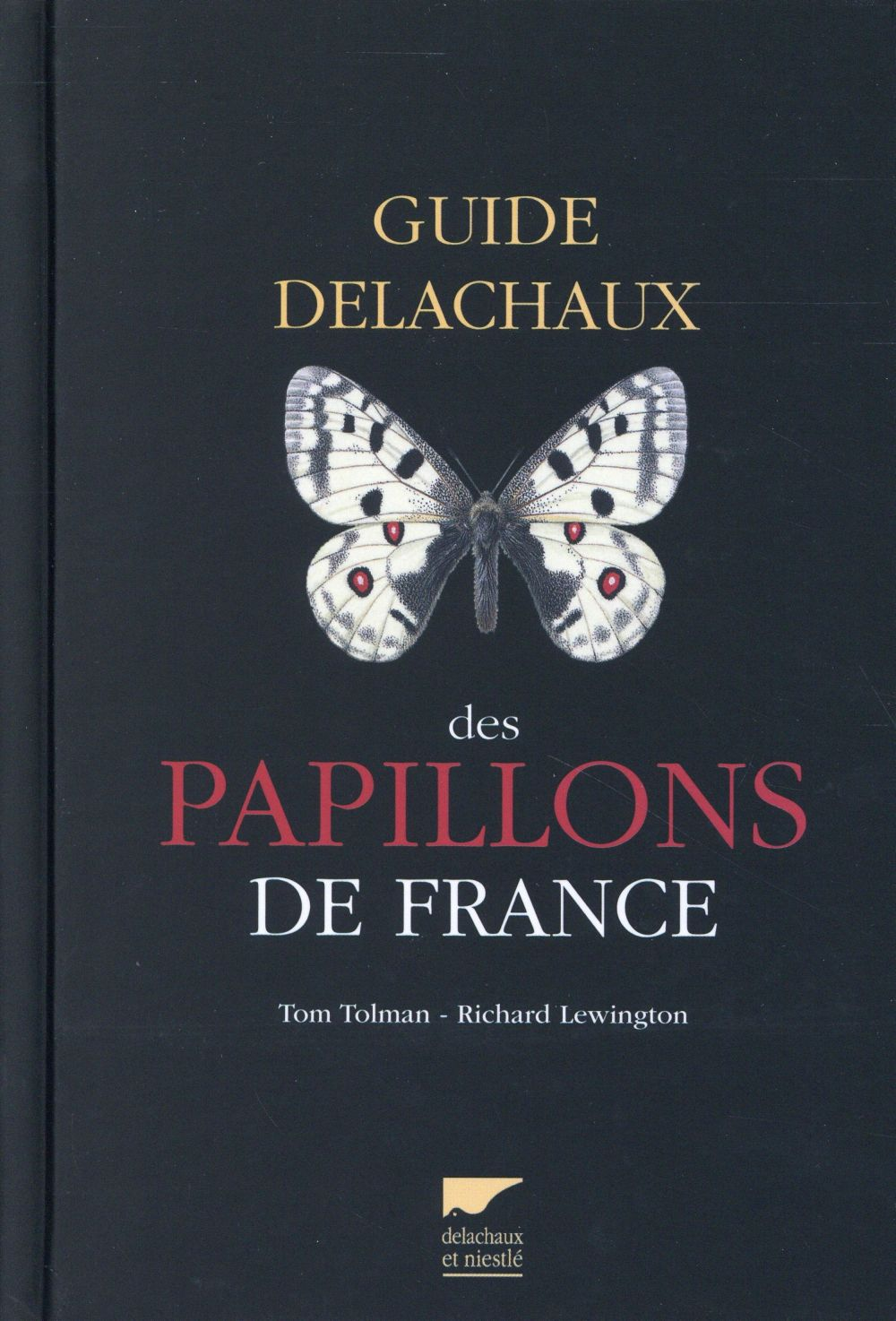 Guide des papillons de France