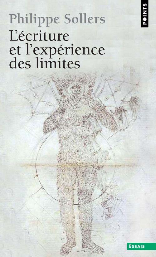 L'écriture et l'expérience des limites