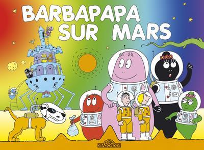 BARBAPAPA ; Barbapapa sur mars