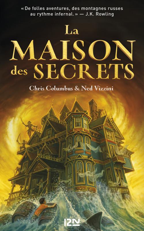 La maison des secrets T.1