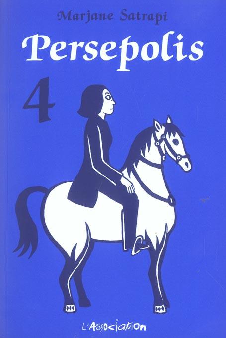 PERSEPOLIS 4