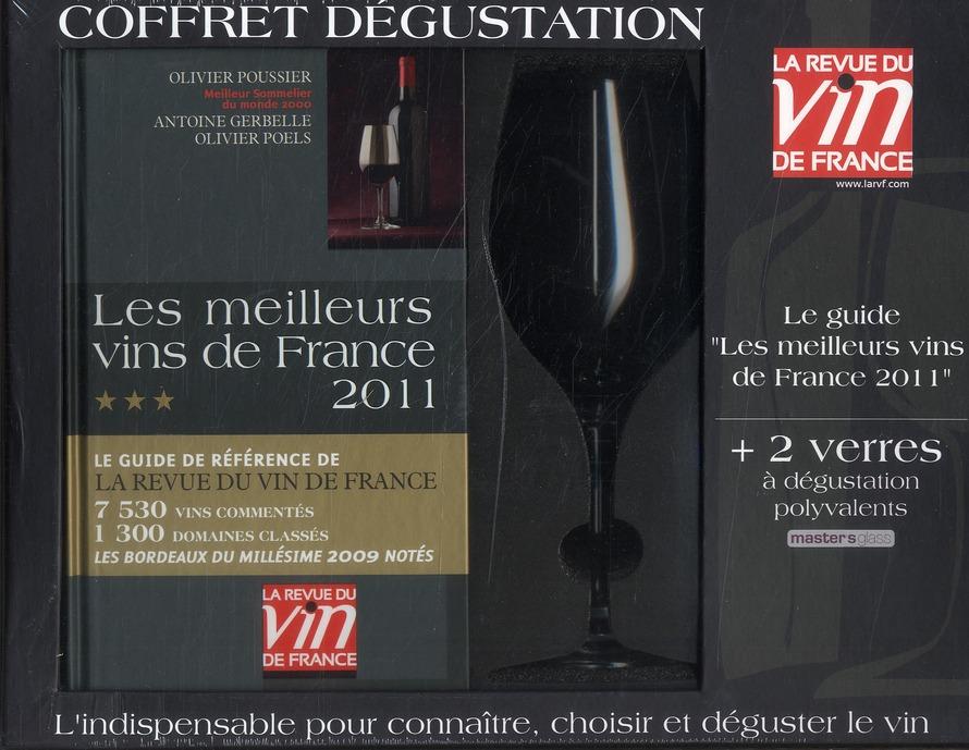 Coffret dégustation ; connaissance du vin